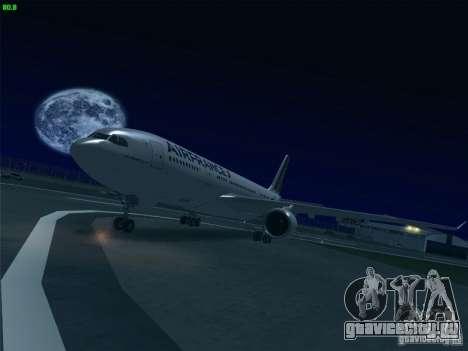 Airbus A330-200 Air France для GTA San Andreas