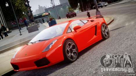 Lamborghini Gallardo Superleggera для GTA 4