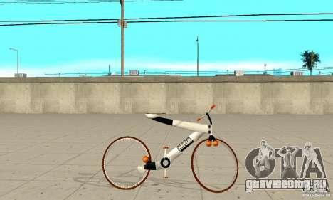 Nulla 2009 Mt Bike для GTA San Andreas