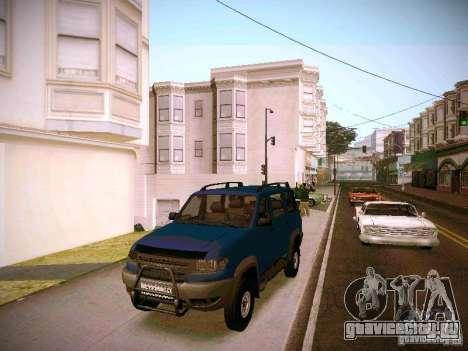 УАЗ 3160 Патриот для GTA San Andreas