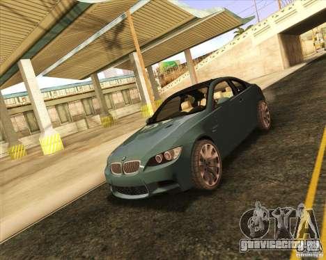 NFS The Run ENBSeries для SAMP для GTA San Andreas восьмой скриншот