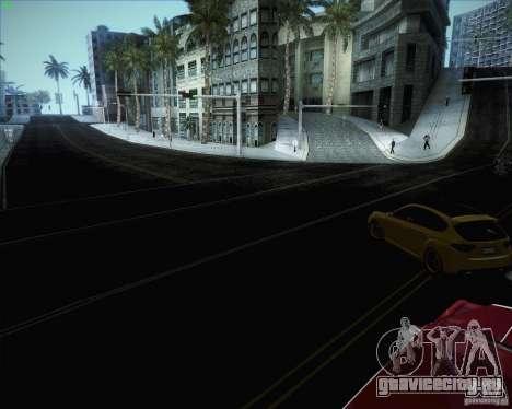 Новые дороги во всем San Andreas для GTA San Andreas двенадцатый скриншот