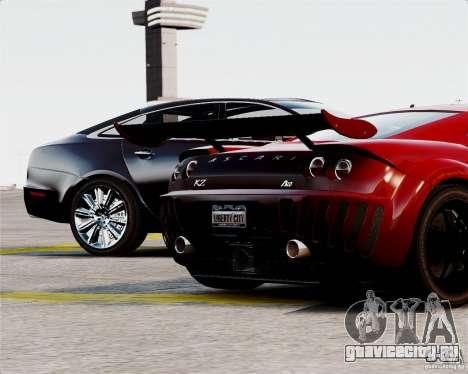Ascari A10 2007 v2.0 для GTA 4 вид сверху