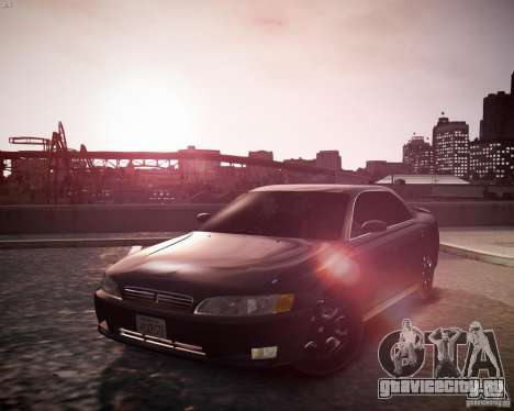 Toyota Mark II Tourer V для GTA 4