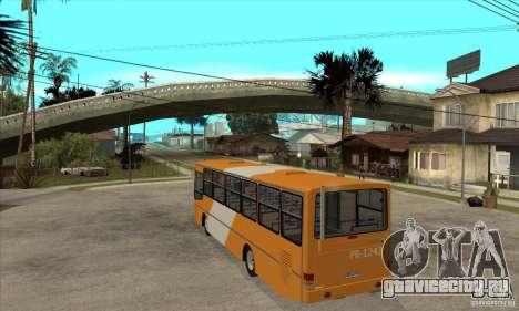 CAIO Alpha Mercedes-Benz OH-142051 skin Zona C для GTA San Andreas вид сзади слева