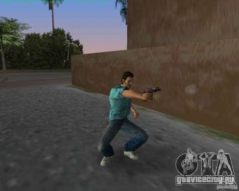 Новый Colt 45 для GTA Vice City третий скриншот