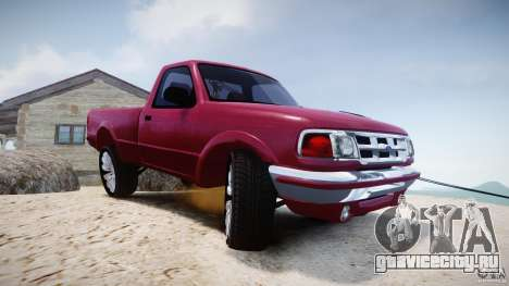 Ford Ranger для GTA 4