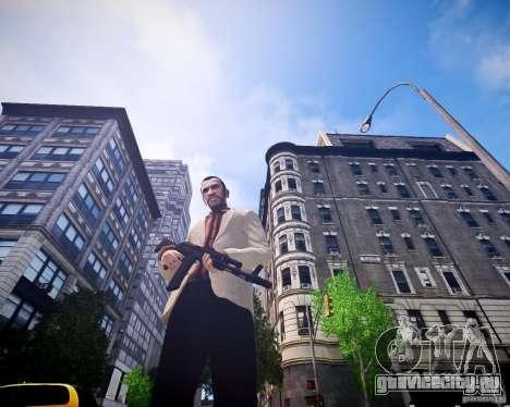 АКМ 74 для GTA 4 третий скриншот