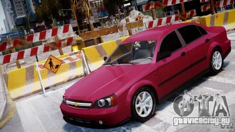 Chevrolet Evanda для GTA 4
