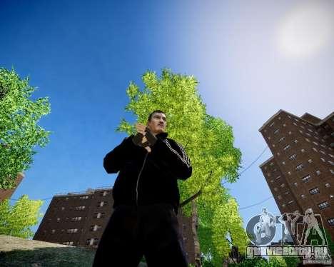 Old Niko для GTA 4 третий скриншот