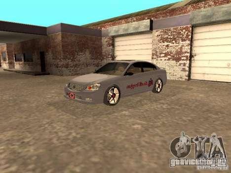 NISSAN ALTIMA для GTA San Andreas