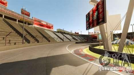 Hazyview Eight Drift Map для GTA 4 третий скриншот