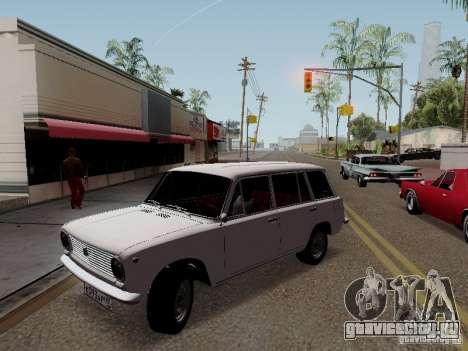 ВАЗ 2102 для GTA San Andreas вид справа