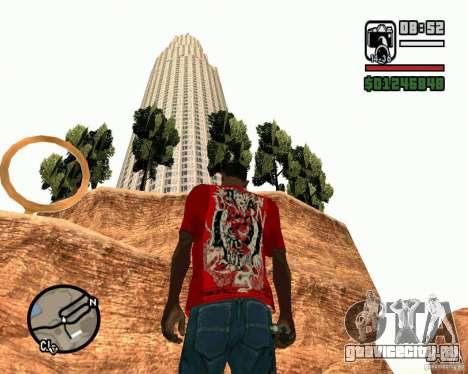 Пизанская башня для GTA San Andreas