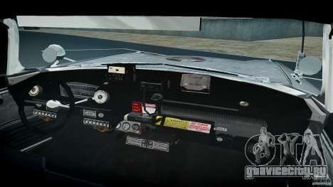 Ecto-1 (Охотники за приведениями) Final для GTA 4 салон