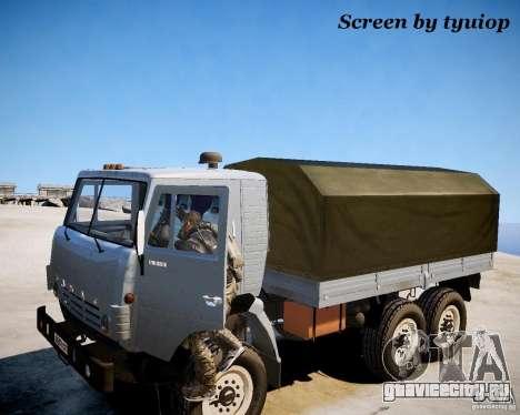 Modern Warfare 2 Soap для GTA 4 четвёртый скриншот