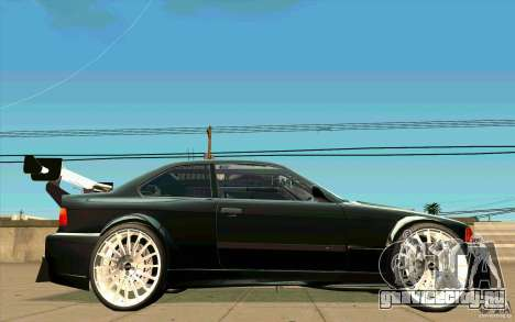 NFS:MW Wheel Pack для GTA San Andreas четвёртый скриншот