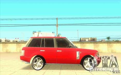 Arfy Wheel Pack 2 для GTA San Andreas восьмой скриншот