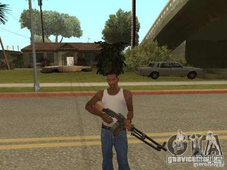 Ручной Пулемёт Дягтерёва для GTA San Andreas четвёртый скриншот