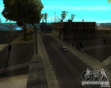 ENBSeries Good Оld для GTA San Andreas третий скриншот