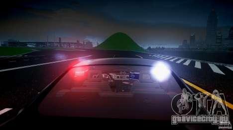 Saleen S281 Extreme Unmarked Police Car - v1.2 для GTA 4 колёса
