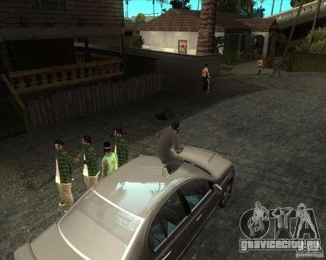 ENBSeries Good Оld для GTA San Andreas