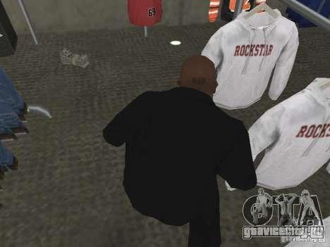 Новые текстуры денег для GTA San Andreas второй скриншот