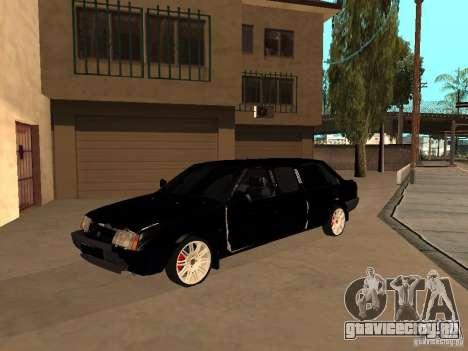 ВАЗ 21099 Лимузин для GTA San Andreas вид сбоку