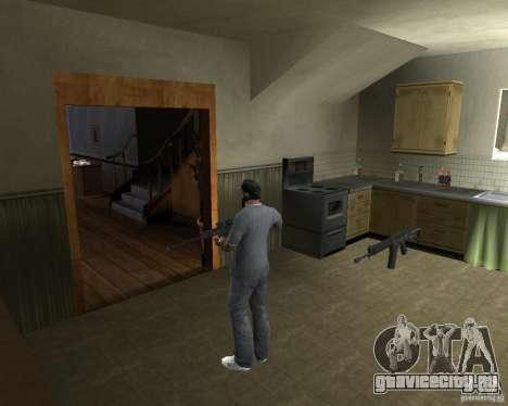 Винтовка AS 50 для GTA San Andreas второй скриншот
