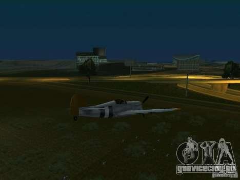 Бомбы для самолетов для GTA San Andreas третий скриншот