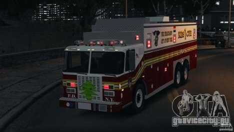 FDNY Rescue 1 [ELS] для GTA 4 вид сверху