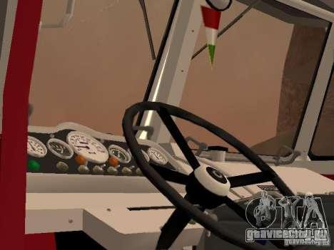 Ikarus 60 для GTA San Andreas вид сзади