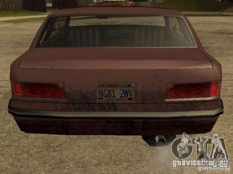 Реалистичные повреждения для GTA San Andreas четвёртый скриншот