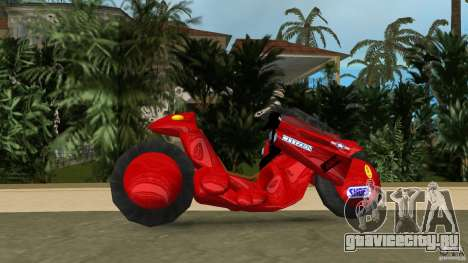 KANEDA для GTA Vice City вид слева