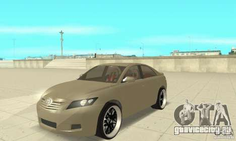 Toyota Camry Tuning 2010 для GTA San Andreas