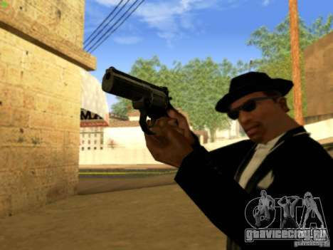 MP 412 для GTA San Andreas пятый скриншот