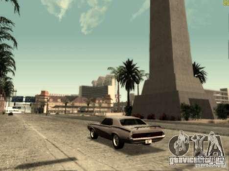 ENBSeries v 2.0 для GTA San Andreas четвёртый скриншот