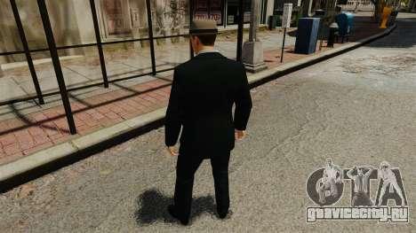 Коул Фелпс для GTA 4 третий скриншот