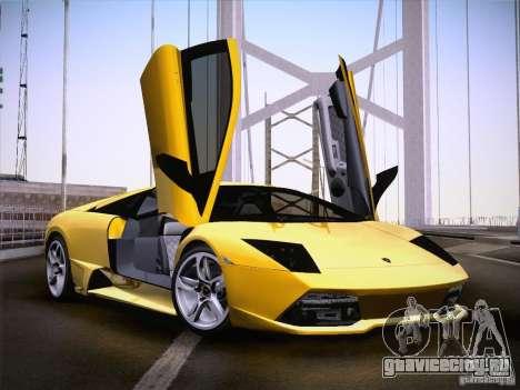 Lamborghini Murcielago LP640 для GTA San Andreas