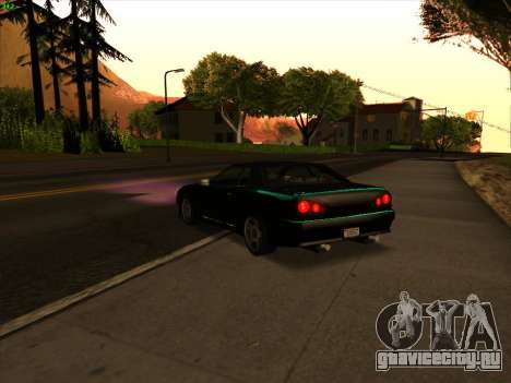 Elegy S13 для GTA San Andreas вид слева
