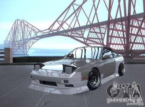 Nissan 240SX Tuned для GTA San Andreas