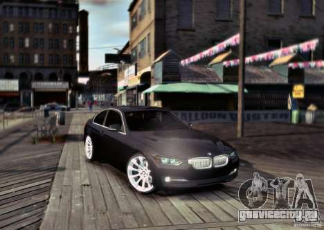 BMW 335i Coupe для GTA 4
