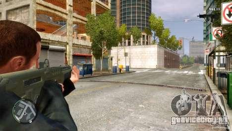 Tavor TAR-21 для GTA 4 второй скриншот