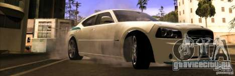 Dodge Charger R/T Daytona для GTA San Andreas вид справа