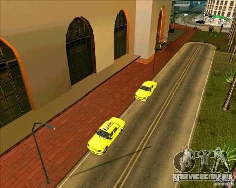 Припаркованый транспорт v3.0 - Final для GTA San Andreas седьмой скриншот