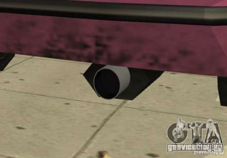 Car Tuning Parts для GTA San Andreas десятый скриншот