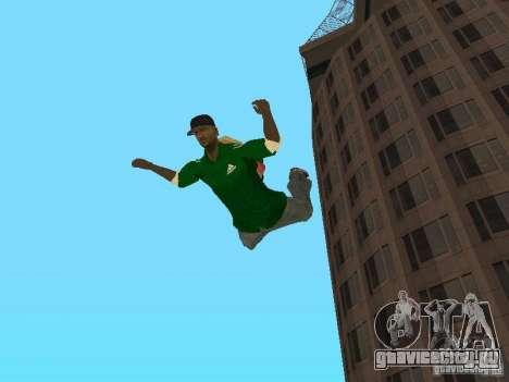 New Sweet для GTA San Andreas четвёртый скриншот