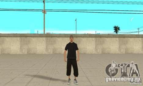 David Blane Skin для GTA San Andreas второй скриншот