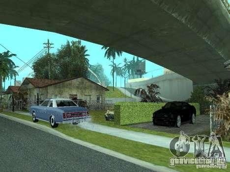 Mega Cars Mod для GTA San Andreas седьмой скриншот