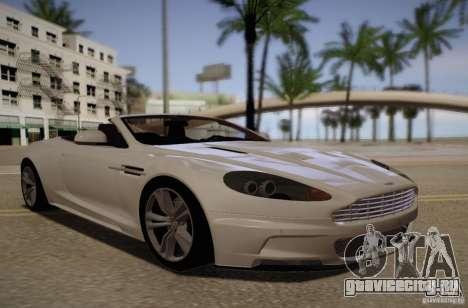 CreatorCreatureSpores Graphics Enhancement для GTA San Andreas